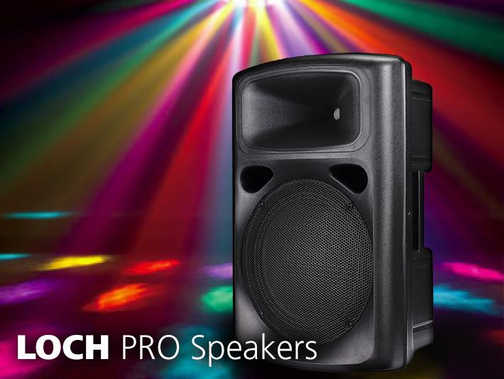 LOCH Pro Speakers