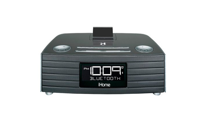 iBN97, radio reloj bluetooth con NFC.