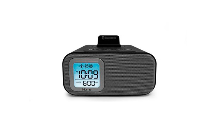 iBT22, reloj despertador bluetooth.